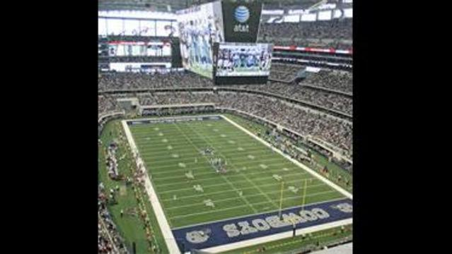 Stadium Offers Behind-The-Scenes Super Bowl Tours