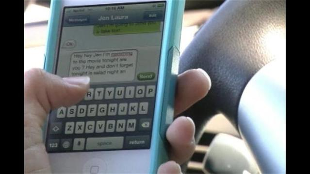 Study: Most Texans Drive and Talk; Many Text