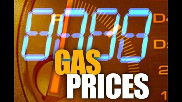 Amarillo Gas Prices Down, Averaging $3.36/g