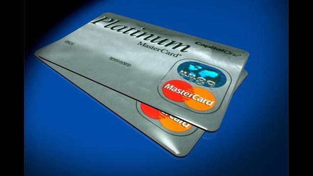 Americans Relying Less On Credit Cards