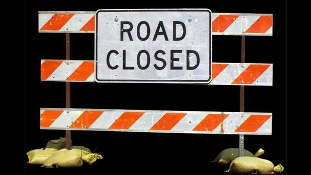 Amarillo Road Closures Scheduled For Utility Project