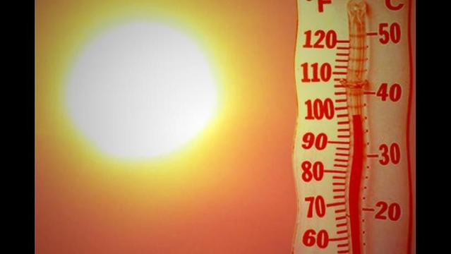 Think It's Hot In Austin? Get Used To 110