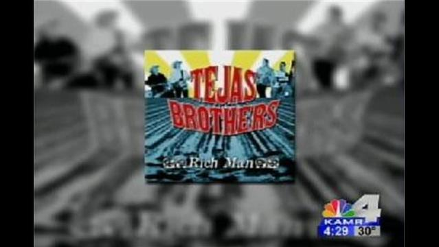 The Tejas Brothers: Wiggle
