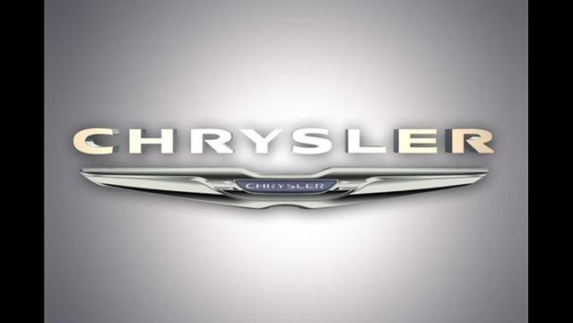 Chrysler Recalls Nearly 870,000 Vehicles