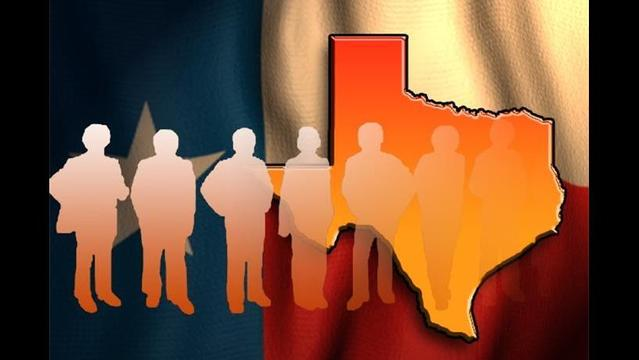 Texas Adds 383,100 Jobs in Past Year