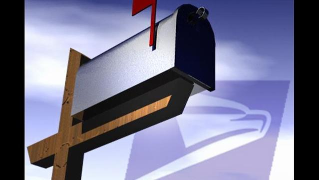 Two People Sentenced for Mail Theft