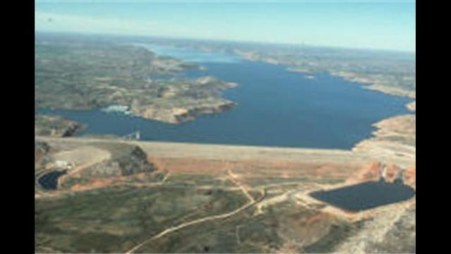 Lake Meredith Enacts Burn Ban