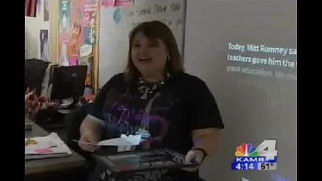 Teacher of the Week: Angela Fennell