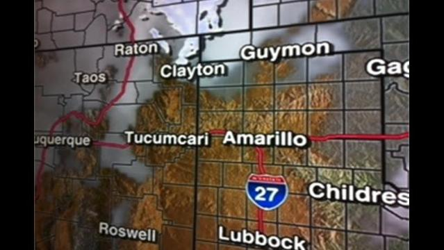 El Nino Watch for Amarillo