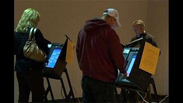 Election Day: Heading to the Polls