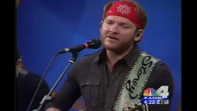 Stoney LaRue Live: Travelin' Kind
