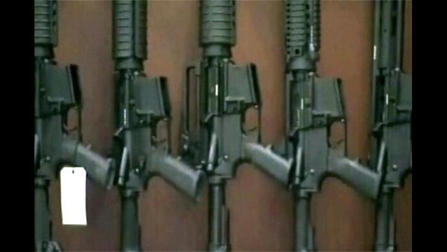 Assault Weapon Sales Boom Cools Off