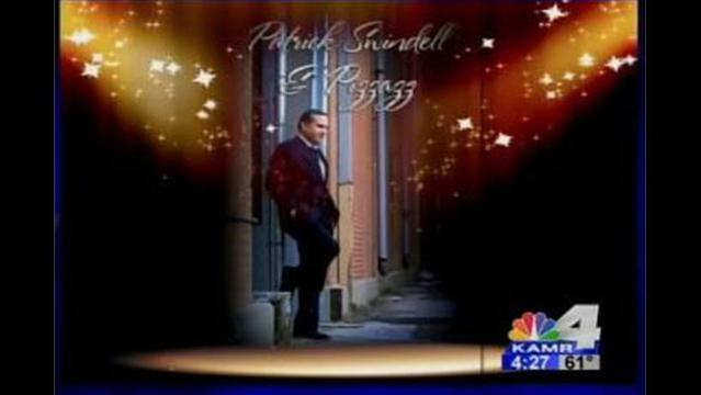 Patrick Swindell & Pizzazz: The Way You Look Tonight
