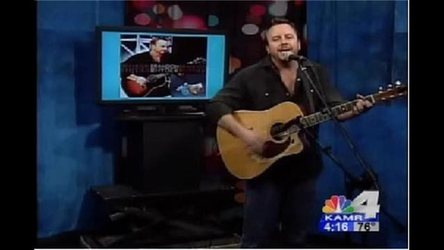 Brandon Rhyder Live: In the Country