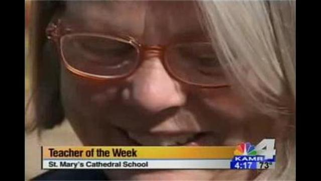 Teacher of the Week: Mrs. Jager