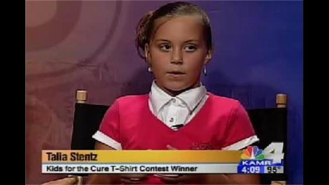 Kids for a Cure Winner