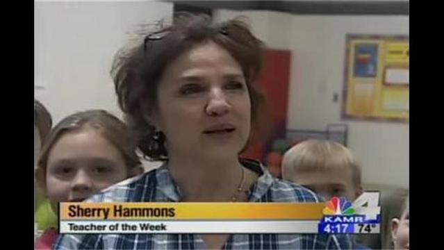 Teacher of the Week: Ms. Hammons