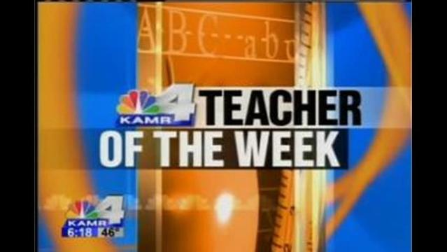 Teacher of the Week: Ms. Addison