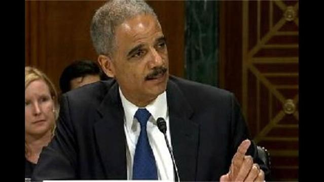 AG Holder: Shorter Sentences For Drug Offenders