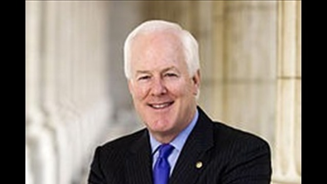 Cornyn Imagines a Blue Texas in New Ad
