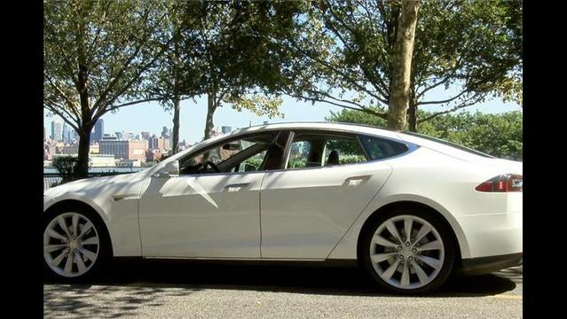 This is why the Tesla Model S is a shockingly great car