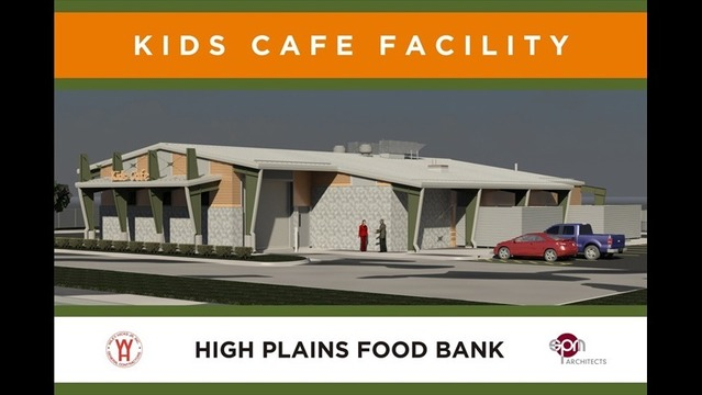 Sneak Peak at the New Kids Café Kitchen