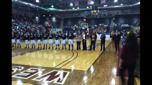 Lady Buffs Fall in National Title Game