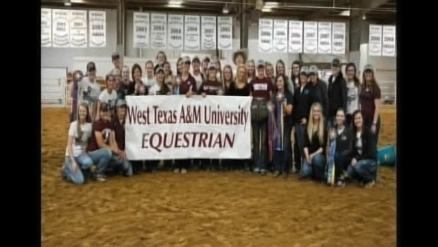 Roberts Wins AQHA Cup, Brings Home Two Titles as WT Finishes Fifth at IHSA National Championship