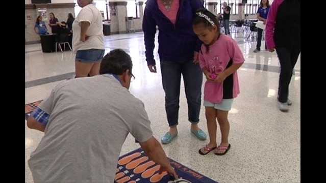 10,000 Lubbock I.S.D. Students Get New Shoes Thanks to Skechers