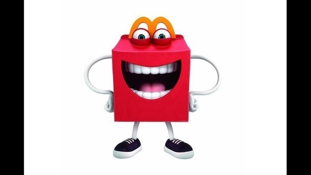Some Say McDonald's Character for Kids' Meals More Scary Than 'Happy'