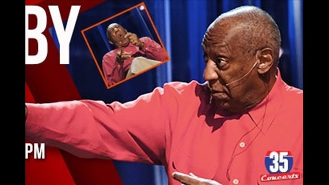 Bill Cosby Coming to Amarillo September 20