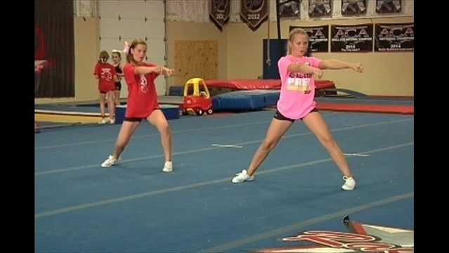 UIL to Test One Year Cheerleading Pilot Program