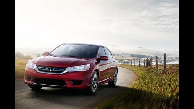 Green Test Drive: 2014 Honda Accord Hybrid is family and fuel-friendly