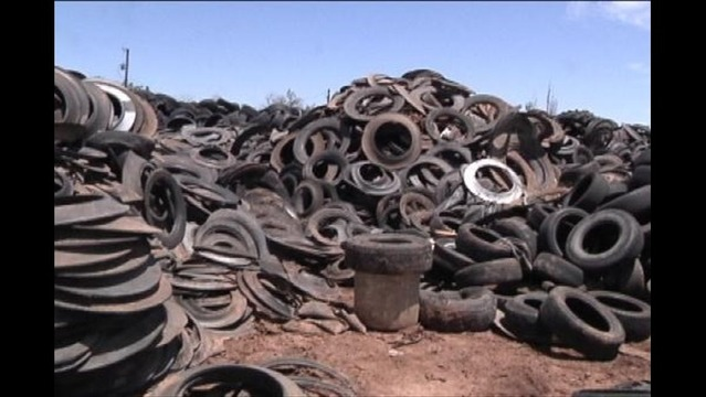 Abundance of Unrecycled Tires Cause Health and Safety Concerns