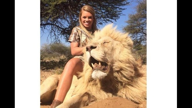 Tech Student Gets Death Threats, Angry Reaction After Killing African Wildlife