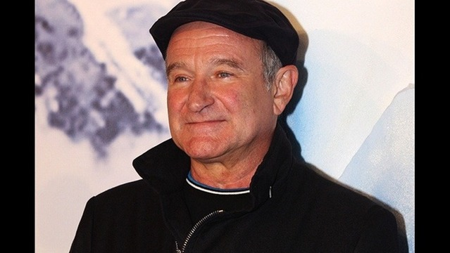 Comedian Robin Williams, 63, Dead