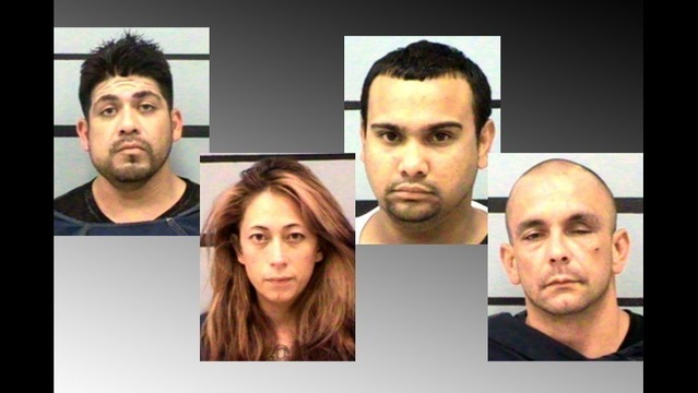 Four Indicted, Accused of 'Zapping' a Man's Testicles During Robbery