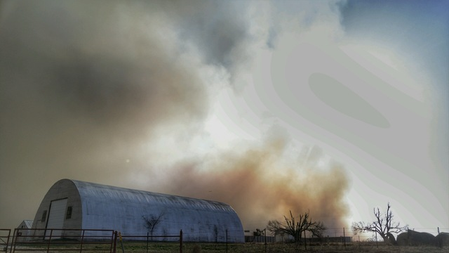 #PerrytonFire 90% Contained: 318,156 Acres Burned, 2 Homes Lost