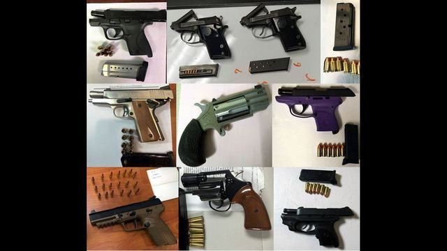 TSA Finds Loaded 9mm Gun in Carry-On Bag at Rick Husband