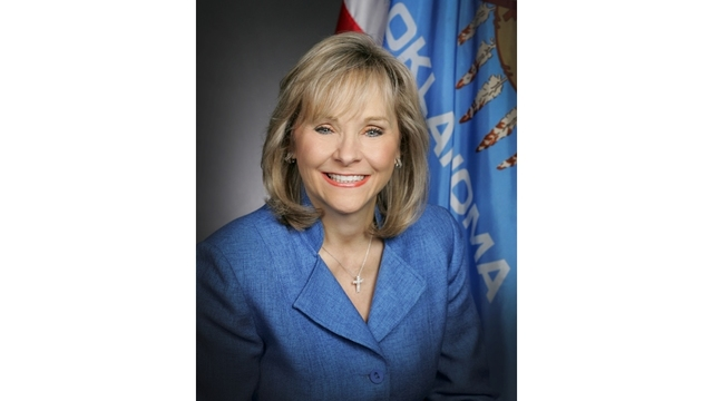 Governor Mary Fallin Signs Criminal Justice Reform Bill