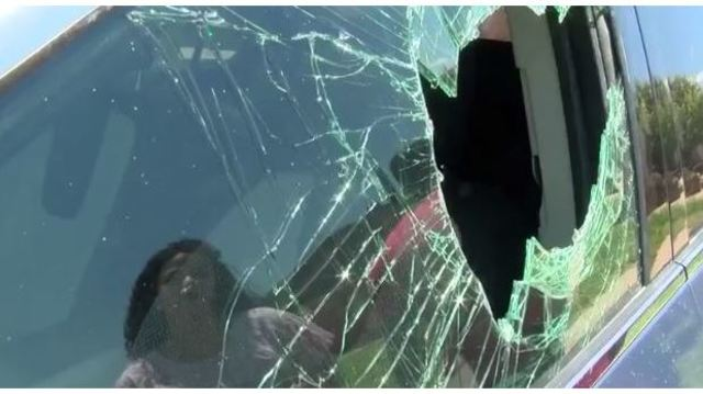 Lubbock Father Punches Window to Rescue Daughter From Hot Car