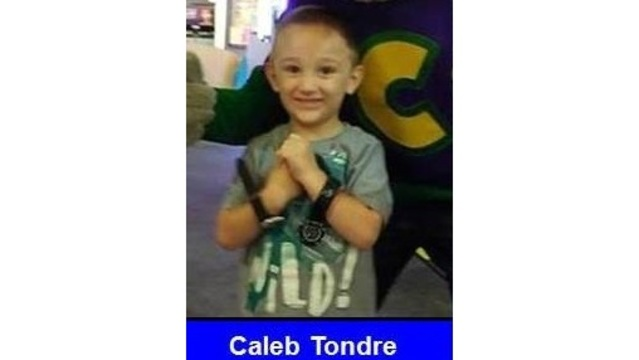 AMBER Alert issued for 4-year-old boy from Midland