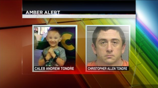 Amber alert issued for 4-year-old in West Texas