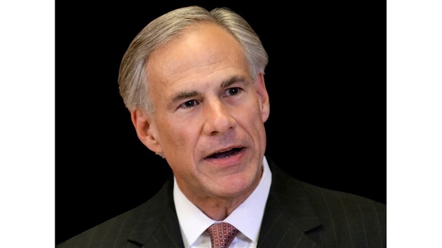Texas governor hold news conference on Harvey flooding, cleanup