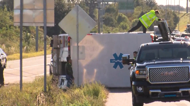 Active Shooter Situation Leads to an Alleged Stolen Ambulance