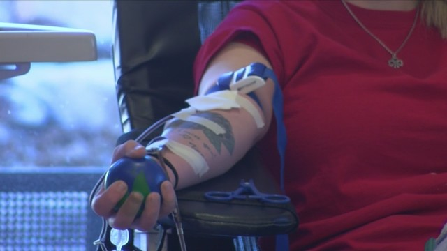 Red Cross urgently needs blood donations