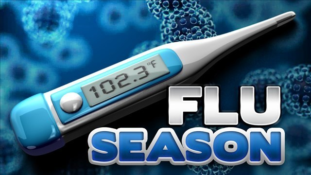 CDC reports widespread flu activity in 46 states