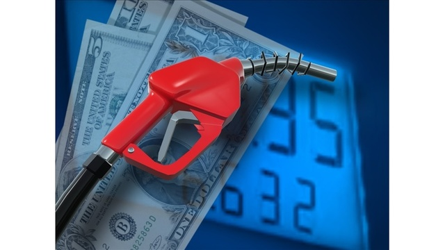 Gas prices experiencing unusual winter spike, spurred by rising crude oil