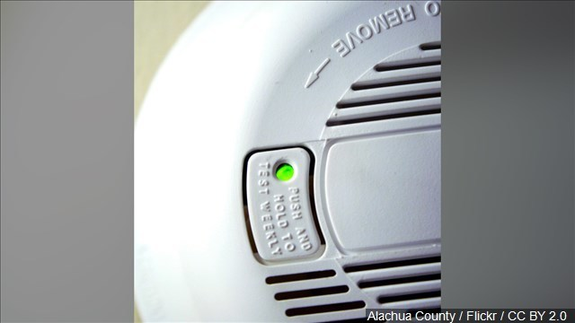 Fire Safety: Change your clock, change your battery