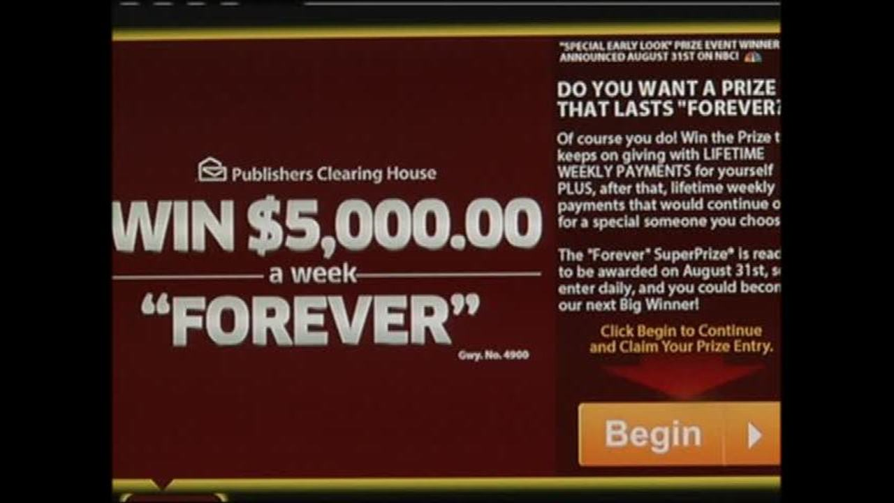 BBB: Publishers Clearing House Will Knock - Not Call